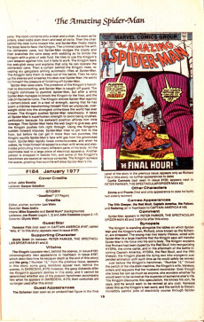Extrait de The official Marvel Index to Amazing Spider-Man (1985) -7- Issue # 7