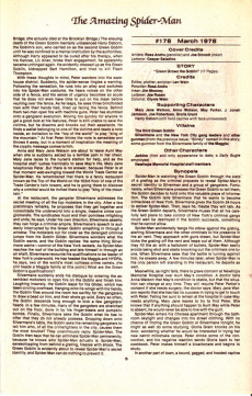 Extrait de The official Marvel Index to Amazing Spider-Man (1985) -8- Issue # 8