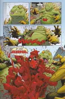 Extrait de Deadpool (Marvel Now!) -INT01- Deadpool Président !