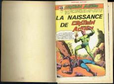 Extrait de Captain Action -Rec01- Recueil N°48 (du n°1 au n°3)