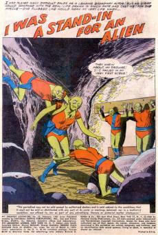 Extrait de My greatest adventure Vol.1 (DC comics - 1955) -52- I Became the Sun Creature!