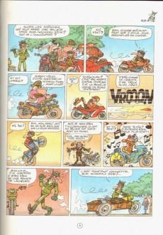 Extrait de Les motards -4- Allegro moto vivace