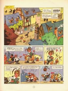 Extrait de Les mousquetaires -1- Câline et Calebasse Les Mousquetaires