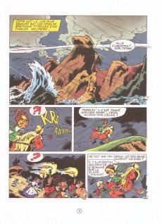 Extrait de Les mousquetaires -2- Le vaisseau des brumes