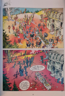Extrait de Pierre Tombal -10b2010- Degats des os
