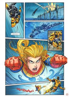 Extrait de Marvel Action : Avengers -1- Danger inconnu