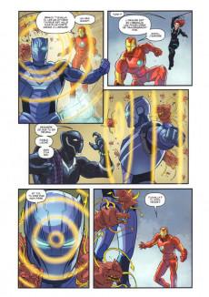 Extrait de Marvel Action : Avengers -3- Les phobivores