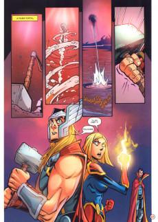 Extrait de Marvel Action : Avengers -2- Le rubis portail