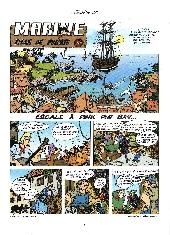 Extrait de Marine (Les mini aventures de) -3- Escale à Pink Pig Bay