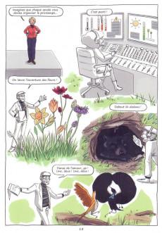 Extrait de Permacomix - Permacomix - Vivre en permaculture, mode d'emploi