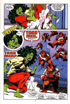 Extrait de Sensational She-Hulk (The) (1989) -OMN01- The Sensational She-Hulk by John Byrne Omnibus