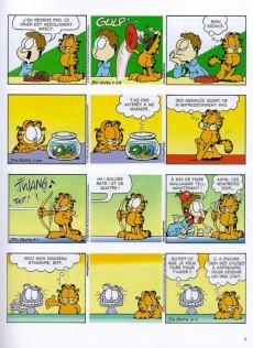 Extrait de Garfield -32- Le début de la faim