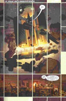 Extrait de Infinity Wars - Tome INT2