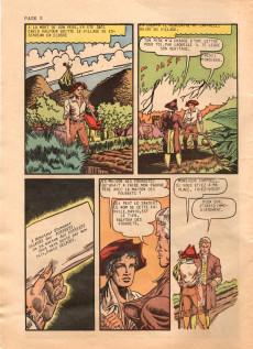 Extrait de Classiques illustrés (1re Série) -1- Kidnappé