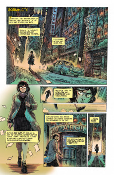 Extrait de Batman (DC Comics - 2016) -AN05- The Origin of Clownhunter