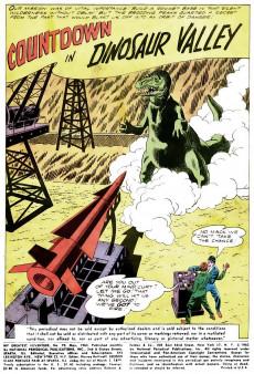 Extrait de My greatest adventure Vol.1 (DC comics - 1955) -79- Countdown in Dinosaur Valley!