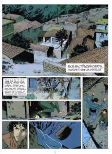 Extrait de Gil St André -7TL- Prisonnières