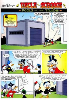 Extrait de Uncle $crooge (6) (Gemstone - 2003) -320- Fools of the Trade