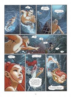 Extrait de Sirènes & Vikings -3- La Sorcière des mers du Sud