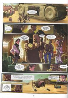 Extrait de Star Wars (Delcourt / Disney) -9- L'ascension de Skywalker