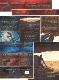 Extrait de Androïdes (Soleil) -9- Le berger