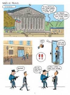 Extrait de Palais-Bourbon, les coulisses de l'Assemblée nationale