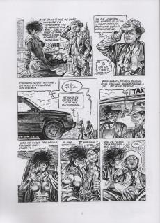 Extrait de Les grands Classiques de la Bande Dessinée érotique - La Collection -119115- Lou taxi de nuit - tome 2