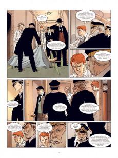 Extrait de Les fantômes du passé -2- L'ange noir du Titanic
