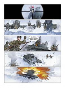Extrait de Machines de guerre -4- L'étoile de Koursk
