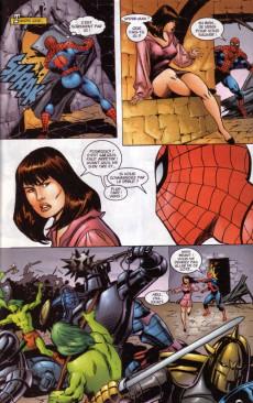 Extrait de Spider-Man (Marvel France 2e série - 2000) -6- Un monde d'illusions