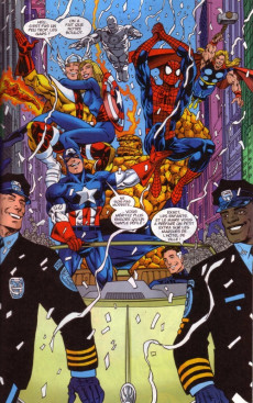 Extrait de Spider-Man (Marvel France 2e série - 2000) -7- Un monde parfait