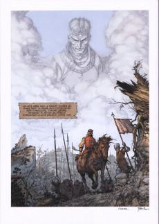 Extrait de Le trône d'Argile -3a2019- Henry, roi de France et d'Angleterre