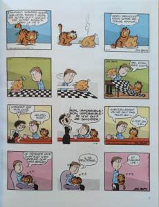 Extrait de Garfield -2FL- Faut pas s'en faire