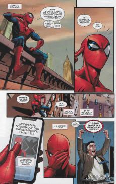 Extrait de Spider-Man (Marvel France 8e série - 2020)  -11- Histoires de famille