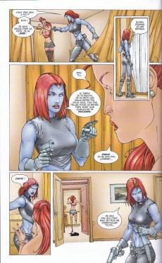Extrait de Mystique (Marvel Deluxe) -1- Femme Fatale