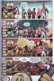 Extrait de X-Men: Gold -3- Cruel et Dégradant
