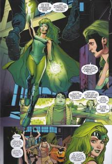 Extrait de X-Men: Blue -3- Hurlements