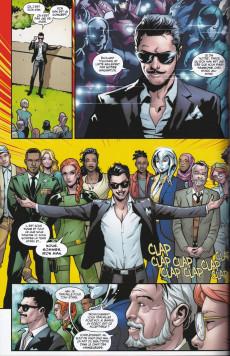 Extrait de Tony Stark: Iron Man -1- Self-Made Man