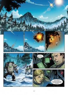 Extrait de Ghost war -3- Machinen Krieg