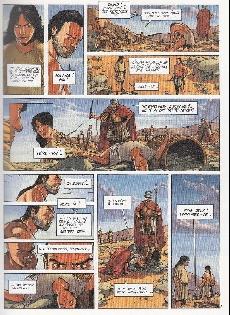 Extrait de Spartacus le gladiateur -1- Morituri te salutant...