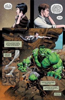 Extrait de Legends of Marvel - Avengers