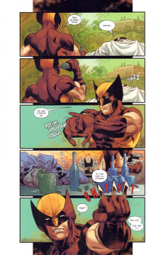 Extrait de Dawn of X -8- Volume 08