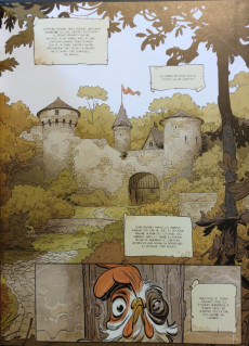 Extrait de Le château des Animaux -1a2020/12- Miss Bengalore