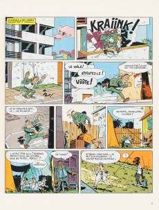 Extrait de Norbert et Kari -2- Le gugusse et les petits mutins