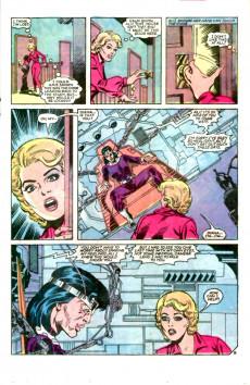 Extrait de Dazzler Vol.1 (Marvel comics - 1981) -37- The girl in the machine