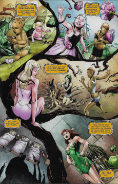 Extrait de Poison Ivy - Cycle of Life and Death (2016) -6- Cycle of Life and Death Part 6 of 6