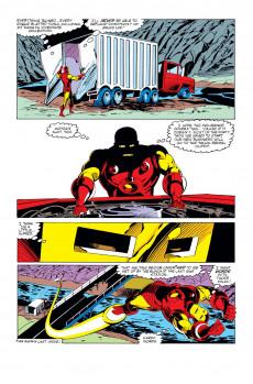 Extrait de Iron Man Vol.1 (Marvel comics - 1968) -185- Terror in Tulaluma!
