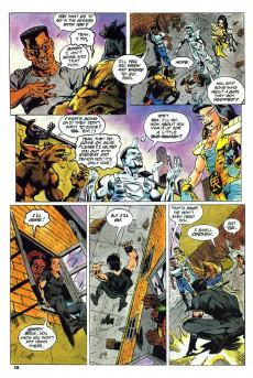 Extrait de Blood Syndicate (DC comics - 1993) -15- Boogle oogle oocle man