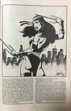 Extrait de The fantaco Chronicles Series (1981-1982) -3- Daredevil Chronicles