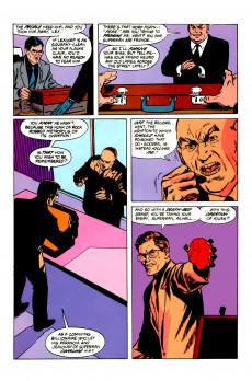 Extrait de Superman Vol.2 (DC comics - 1987) -50- Krisis of the Krimson Kryptonite. Part 4 of 4